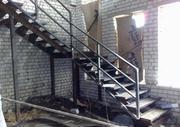 Изготавливаем  металлические лестницы - foto 0