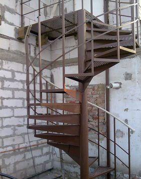 Изготавливаем  металлические лестницы - main