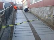 Системы оттайки и антиобледенения лестниц,  тротуаров и дорожек - foto 0