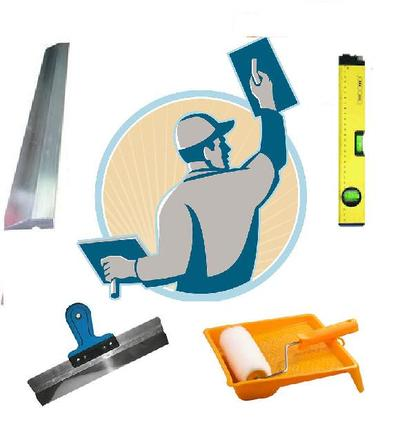 Малярные работы,  мелкосрочный ремонт стен и потолков помещений (недоро - main