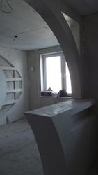 Гипсокартон. Обшивка,  дизайнерские конструкции,  стены,  потолок. - foto 2
