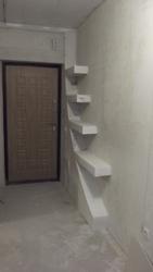 Гипсокартон. Обшивка,  дизайнерские конструкции,  стены,  потолок. - foto 3
