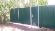 Ворота кованые - foto 5