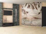 Роспись стен в интерьере - foto 1