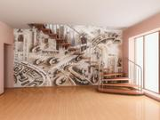 Выполним роспись стен в интереьере. 3000 руб. кв.м. — Омск - foto 0