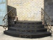 Лестницы металлические - foto 1