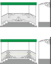 Лестницы металлические - foto 2
